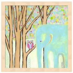 Quiet Time Elephant Framed Wall Art ($90) ❤ liked on Polyvore featuring home, home decor, wall art, multicolor, colorful home decor, whimsical home decor, elephant wall art, whimsical wall art and horizontal wall art
