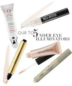 Our Top 5 Under-Eye Illuminators