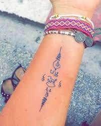 40 Rare Sak Yant tattoos by Thai Monks (No Ordinary Ink Tattoo) Ink Tattoo, Sak Yant Tattoo, Sanskrit Tattoo, Body Art Tattoos, Tatoo Thai, Muay Thai Tattoo, Thai Tattoo Meaning, Tattoos With Meaning, Tattoo Khmer
