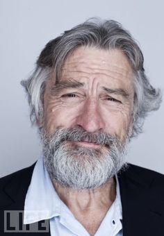 Robert de Niro - born August 17, 1943) is an American actor/producer who has starred in over 90 films. His 'first' major film roles were in the sports drama Bang the Drum Slowly (1973) and Martin Scorsese's crime film Mean Streets (1973) - (Dunway Enterprises) http://dunway.com - http://masterpaintingnow.com/how-to-draw-everything?hop=dunway