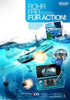 Steeldiver für Nintendo 3DS