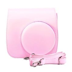Minisuit for Fujifilm Instax Mini 8 - Case with Strap (Pink)