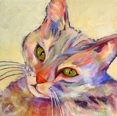 Black Cats with Famous Paintings | DE ARTE EM ARTE : PINTURAS DE GATOS - ALDEMIR MARTINS - MARY CASSAT ...
