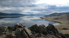 Great White Lake, Mongolia