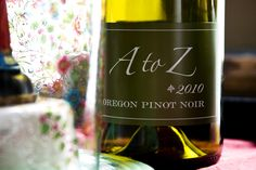 Keep on loving the A to Z  2010 Pinot Noir. This Oregon Pinot is light ruby in color with mushroomy earth, black tea spices, dried herbs, tangy cranberries and raspberries on the nose. Silken tannins, light body and a medium acidity. Have been drinking it with everything from seafood to pizza. Oregon Pinot Noir, Drying Herbs, Oregon Coast, Cranberries, Seafood, Drinking, Spices, Pizza, Earth