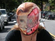 Beautiful helmet on a motorcycle – Funny images Custom Motorcycle Helmets, Custom Helmets, Motorcycle Gear, Motorcycle Paint, Motorcycle Types, Motorcycle Girls, Helmet Paint, Biker Gear, Helmet Design