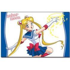 Sailor Moon Tiara Shot Pillow Case