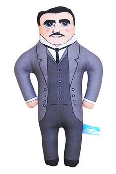 A stuffed Nikola Tesla and a Emmy Noether paper doll. | 27 Gifts Only Math And Science Nerds Will Appreciate