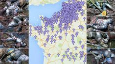 Where did the 6000 knights that died at the Agincourt Battle in Oct 1415 came from? great article in French that explains who and from where most of them came.   Plus de 6000 combattants français ont péri il y a 600 ans lors de la bataille d'Azincourt, dans le Pas-de-Calais. Mais seuls 500 noms nous sont parvenus. Parmi eux, peut-être, un de vos ancêtres ou le seigneur de votre commune.