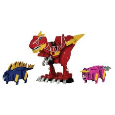 Power Rangers Deluxe Dino Charge Megazord