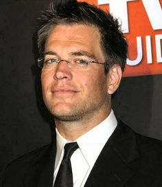 Michael Weatherly aka dinozzo from NCIS