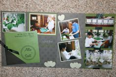 Programs and Wedding Favors