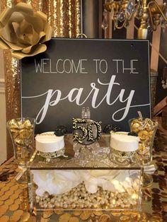 Great Gatsby Theme Party Ideas 10 Ideas Para, Bar Cart, Wedding Decoration, Food Cakes, Bar Carts