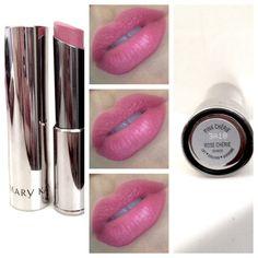 Love my MaryKay Rose Cherie Lipstick... Amo esse rosinha :) WhatsApp 51 9184.1211 #MaryKay #DescubraOqueVocêAma