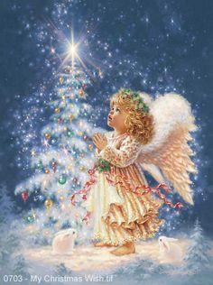 Gelsinger Licensing Group – Artwork - Dona Gelsinger - Christmas Angels