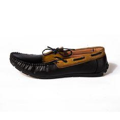 Buy Black Driving #Moccasins@ INR 1717/-www.prideswalk.com