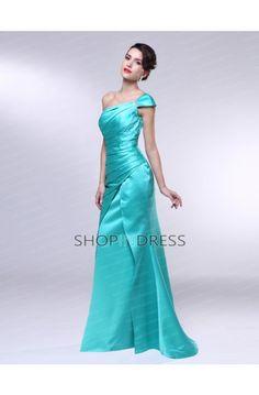 green evening dress #green #dresses