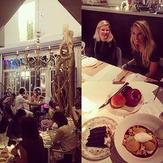 Stylish surroundings great company and yummy eats. @abckitchen #foodie #food #newyork #presstrip #hotspot #travel #sagtoswag #yum