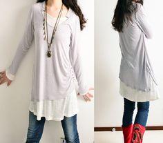 Tuniques, Journal sur Rajasthan - robe posée (Q5105) est une création orginale de idea2lifestyle sur DaWanda