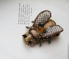 Image result for embroidery insects