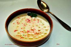 R'n'G Kitchen: Yoğurt Çorbası (zupa jogurtowa)