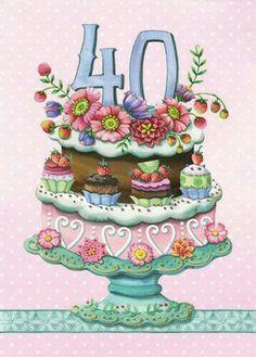 ♡☆ Happy 40th Birthday! ☆♡