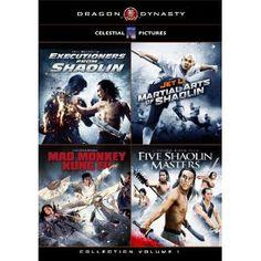 Dragon Dynasty's Ultimate Kung Fu 4pk Box Set (DVD)  http://www.amazon.com/dp/B005E7SEZW/?tag=helhyd-20  B005E7SEZW