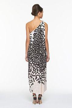 Liluye Printed Dress