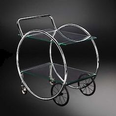 PostDeco trolley 1400 - designed by Pauli E. Blomstedt. Available after 21 days from order at 995 €