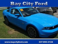 2012 Ford Mustang, 29,777 miles, $28,990.