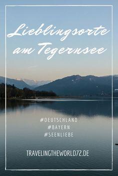 Bayern und seine Seen: Vor den Toren Münchens lockt der Tegernsee zum Wandern, Baden und Genießen. Wander- und Restauranttipps für den Tegernsee.
