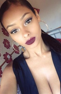 lips and eye make-up. Makeup On Fleek, Flawless Makeup, Love Makeup, Makeup Tips, Makeup Looks, Hair Makeup, Gorgeous Makeup, Makeup Tutorials, Makeup Ideas