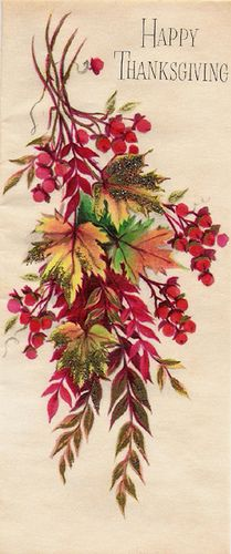 """""""Happy Thanksgiving"""" by Look Homeward, Harlot, via Flickr"""