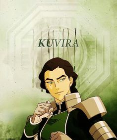 Legend of Korra Book 4 Kuvira.