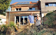 """Peter and Christine Holdsworth live in a """"zero carbon"""" home - but was it worth   building?"""