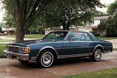 1977 Chevrolet Caprice Classic Aero Coupe