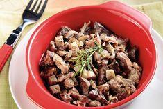 Απίθανη εναλλακτική συνταγή για την αρνίσια συκωταριά λαδορίγανη. Το κονιάκ κάνει όλη τη διαφορά! Greek Easter, Food Categories, Easter Recipes, Dairy Free Recipes, Free Food, Beef, Meat, Steak