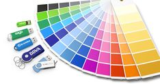 Every #brand has a unique #colour. That's why we offer a Pantone® Colour Matching Service on most of our models. What's your brands unique colour? #smallbusiness #branding #design #business #technology #promotion