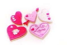 Cupid cookies!