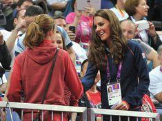 Kate Middleton Photos - Olympics Day 9 - Gymnastics - Artistic - Zimbio