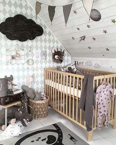 60 Modern Chic Nursery Toddler Rooms Finabarnsaker