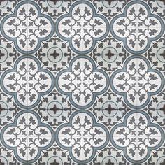 Moroccan & Encaustic Cement Tiles By Jatana Interiors Bathroom Floor Tiles, Laundry In Bathroom, Tile Floor, Room Tiles, Bathroom Inspo, Kitchen Tiles, Laundry Rooms, Bathroom Wall, Kitchen Design