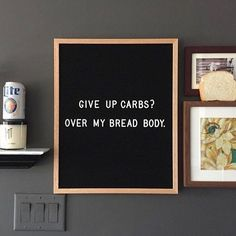 The Writer Oak is a classic, striking piece for any space. Ideal for wordier messages or poignant brevity, this letter board provides adequate real estate for unlimited personalization. Great Quotes, Quotes To Live By, Funny Quotes, Inspirational Quotes, Funny Memes, Hilarious, Puns Jokes, Awesome Quotes, Quotes Quotes
