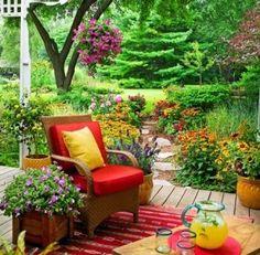 …φθάνει η Άνοιξη και το καλοκαίρι! Είναι η στιγμή να προετοιμάσετε τον κήπο, την αυλή & τ...