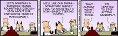 Dilbert...
