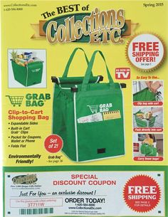 Free Mail-Order Gift Catalogs for Any Special Occasion: Collections Etc. Gift…