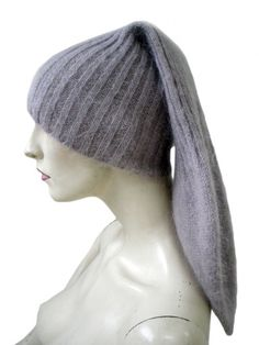 Designer: Angelos Frentzos Pre    Item: Beret    Composition: 65% SWool Mohair 3% Merinos Wool 32% Nylon    Made in Italy    Description:    Ribbed and unpatterned beret      > Need Help?    Price $ 164.00 $82.00    Discount: -50%