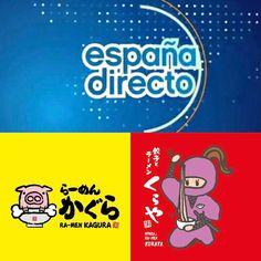 Mañana #Ramenkagura  y #Kuraya estarán en #Españadirecto de TVE. Desvelaremos todos los secretos del cuarto restaurante del grupo #Hanakura.