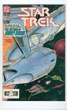 Star Trek Original Series Number 22 August 1991 DC Comics
