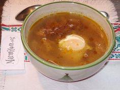 Soupe à l'ail (Espagne) - Recette de cuisine Marmiton : une recette